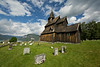 Stave Church at Urnes, Norway