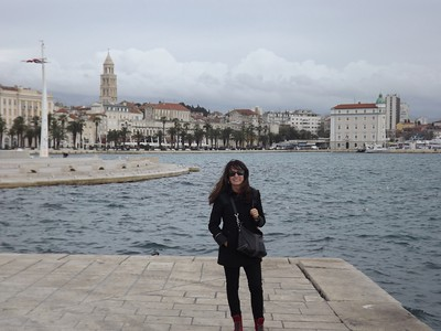 Split, Croatia - January, 2014