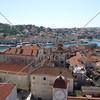 A city view of Trogir, Croatia.