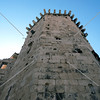 A Venetian Tower in Split, Croatia.