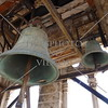 Tower bells in the Cathedral of St Lawrence in Trogir, Croatia.