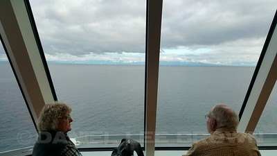 Ferry ride from Vancouver to Vancouver Island, 10-2016.