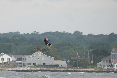 Kite Surfing Aug 2016
