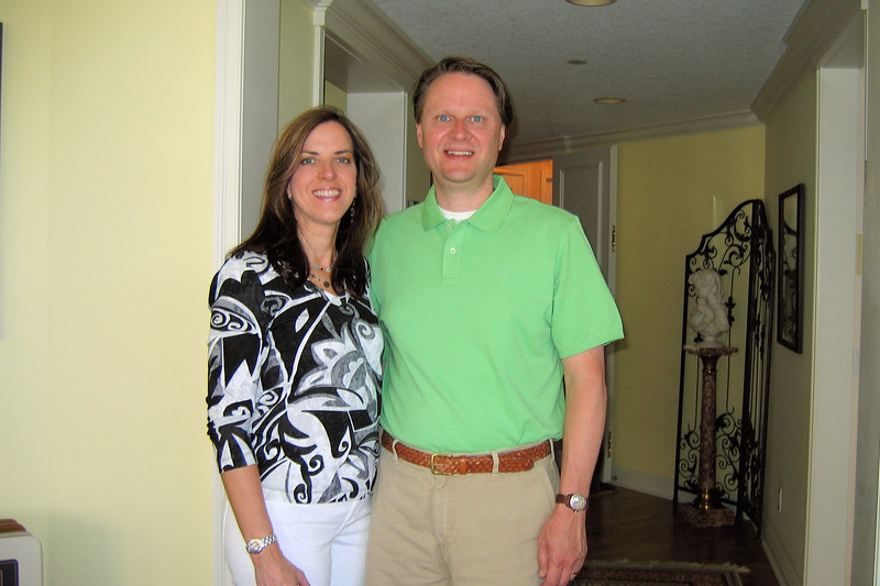 Elizabeth and Scott
