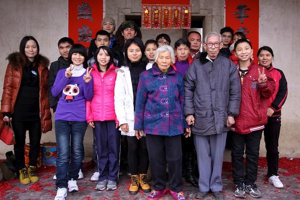 Spring Festival in Meizhou