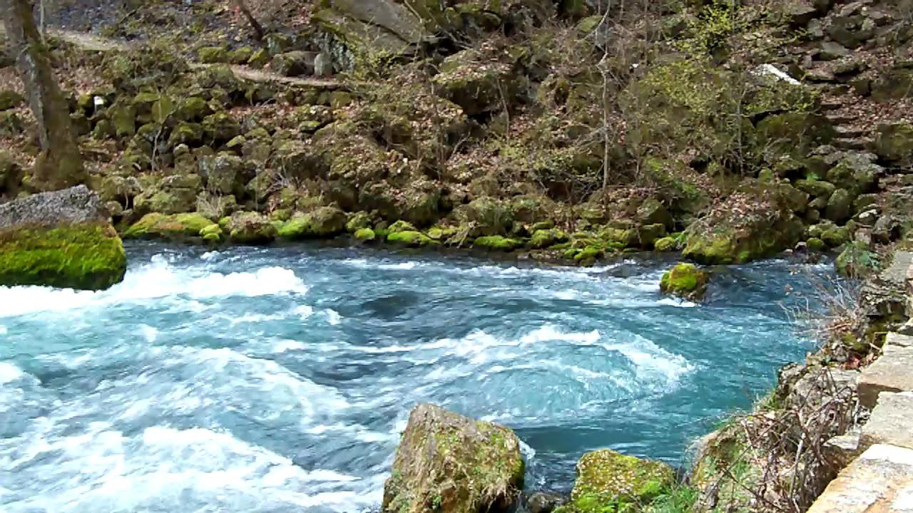 The Big Spring.<br /> Ozark National Scenic Riverways.