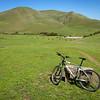 My Vintage Mountain Bike at Lynch Canyon Park