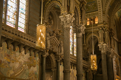 Basilica of Notre Dame at Fouviere, Lyon