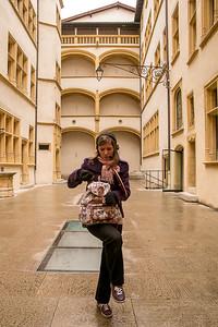 Tour guide, Lyon