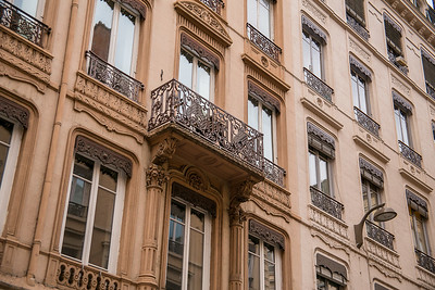 Balcony Lyonaisse