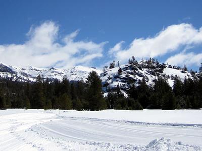 Caples Trail