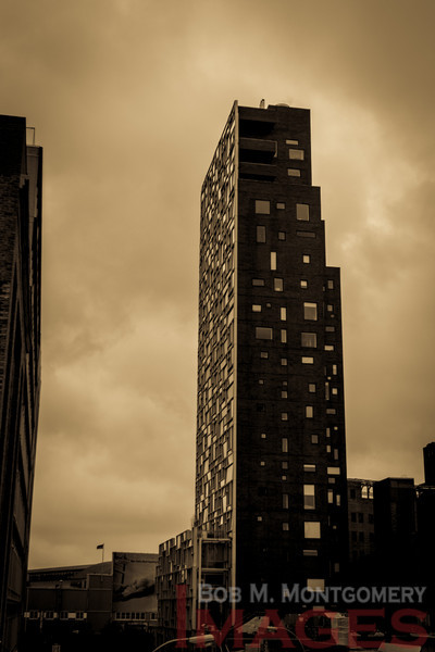 Spire of the Future, Rage of an Age - The High Line, Manhattan's West Side, NYC