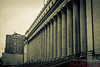All in Rows, Line on Lines - James A. Farley Post Office, NYC