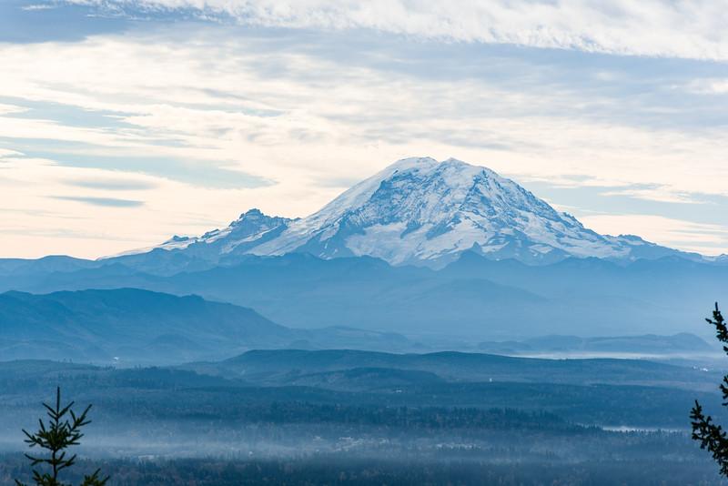 Mt. Rainier & Enumclaw