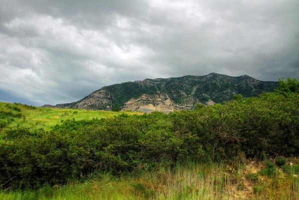 Squaw Peak, Provo Canyon  Utah