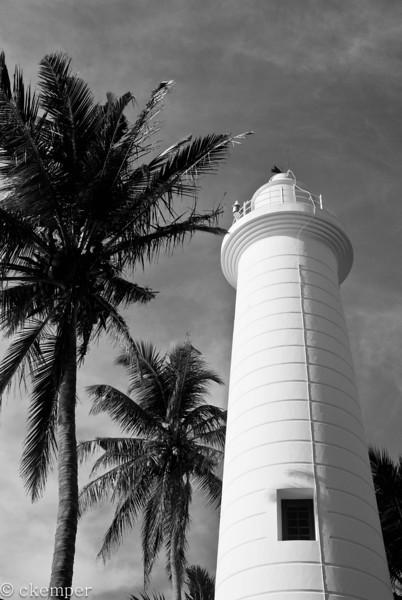 Lighthouse<br /> Galle, Sri Lanka