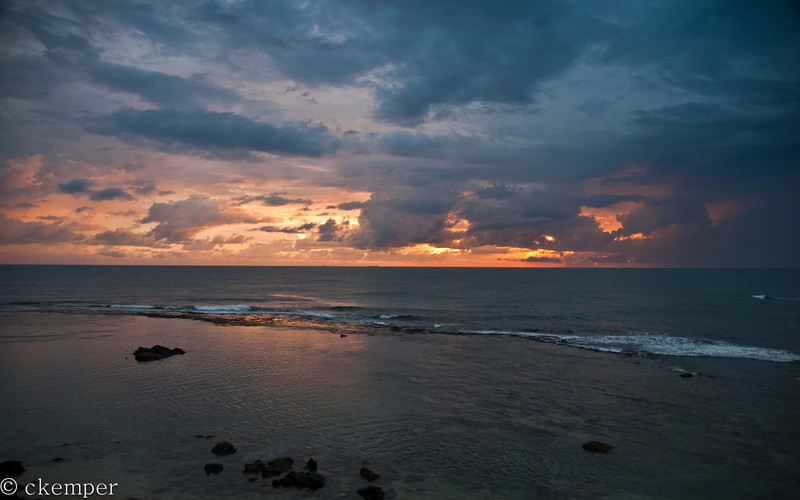 Galle, Sunset<br /> Sri Lanka