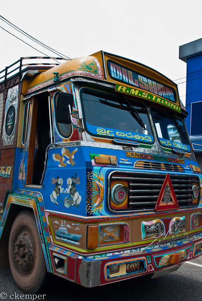 Colombo Truck<br /> Sri Lanka