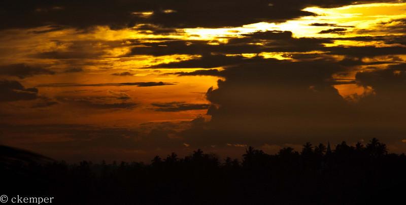 Sunset<br /> Sri Lanka