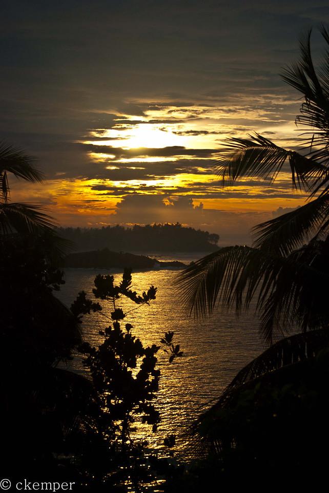 Sunset 3<br /> Sri Lanka