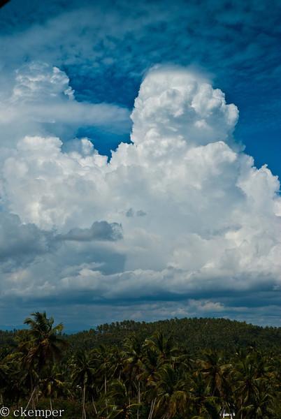 Thunderheads building<br /> Sri Lanka