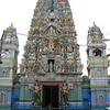 Hindu temple in Colombo