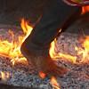 Kandyan Dance Performance - fire walking