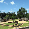 Polonnaruwa - Quadrangle ruins