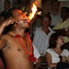 Kandyan Dance Performance - eating fire