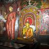 Dambulla cave temple - Buddha