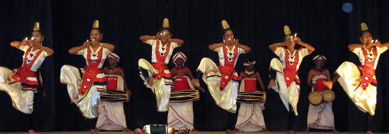 Kandyan Dance Performance