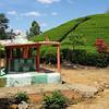 Small Hindu temple