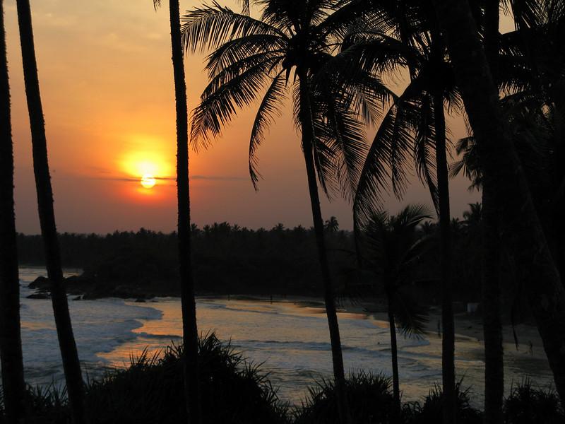 Lansiya sunset
