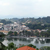 Kandy and Kandy Lake