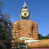 160 foot sitting Buddha, Wewurukannala Vihara Temple