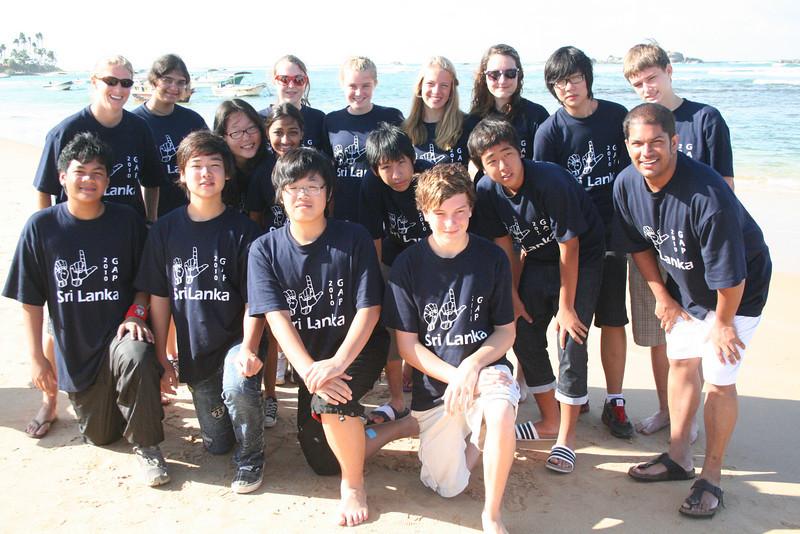 The GAP (Global Action Program) gang!