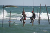 Fishing in the Indian Ocean.