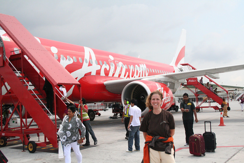 """Air Asia: """"Now everyone can fly!"""""""