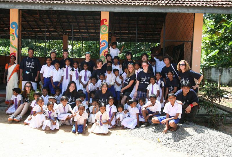 GAP 9: Sri Lanka, 2010!