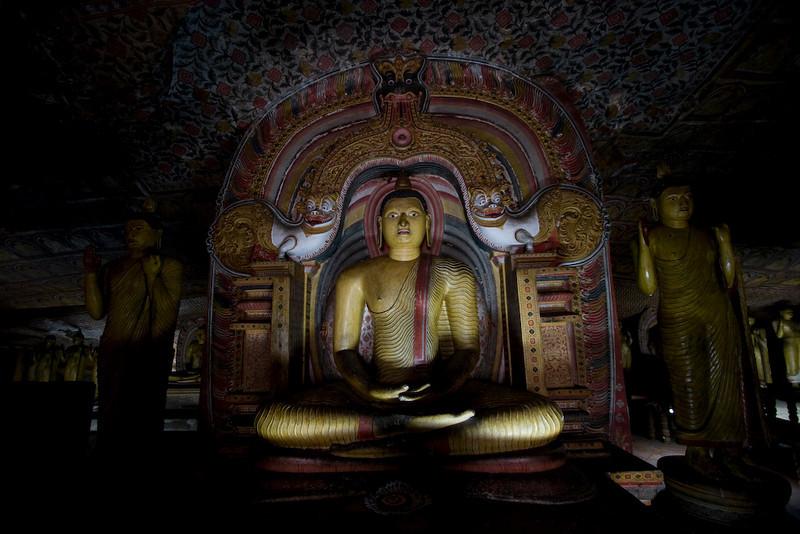 Dambula Cave Temples