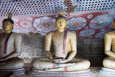 Dambulla Cave Temple, Kandy - Jaffna Hwy, Dambulla, Sri Lanka Dambulla cave temple also known as the Golden Temple of Dambulla is a UNESCO World Heritage Site, East of Colombo in Central Sri Lanka.