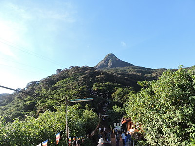 Dalhousie & Adam's Peak