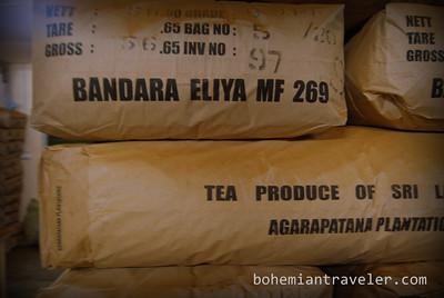 50 kilo wholesale packages of Danbatenne Tea