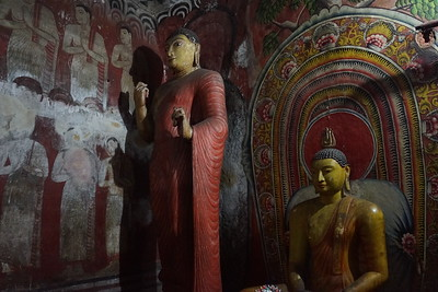 Golden Temple of Dambulla