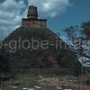 Jetavaranama dagoba or stupa, 3rd Century AD, Anuradhapura, Sri Lanka, Stock Photo1981/BJ