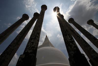 Temples of Anuradhapura