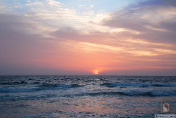 Galle Face Beach - Colombo  : Sri lanka