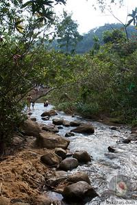 Bopath Ella Falls : Sri Lanka