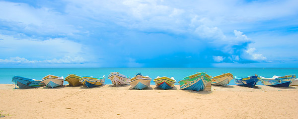 Trincomalee after storms
