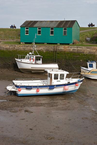 Efectos de la marea de nuevo, como veran no queda otra que esperar a que el agua vuelva.